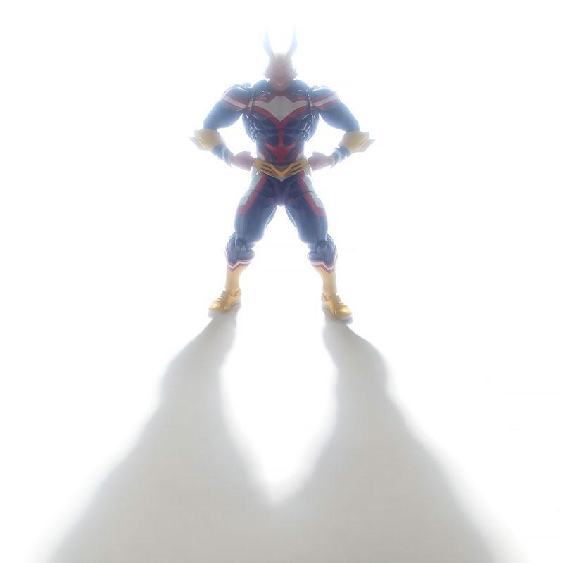 Figure Complex Amazing Yamaguchi No.019 My Hero Academia All Might 16