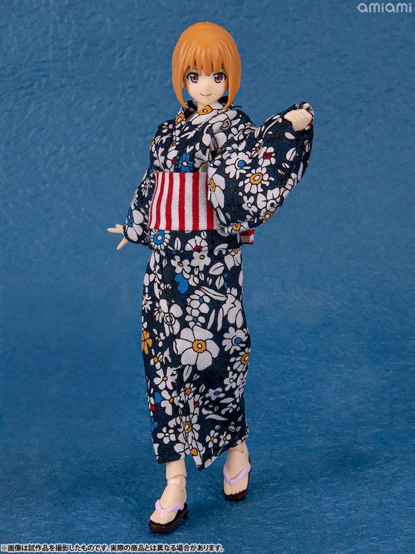 figma Styles Female Body (Emily) with Yukata Outfit main