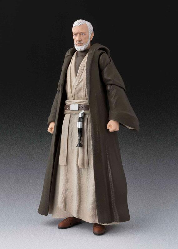 "S.H.Figuarts Ben Kenobi (A New Hope) ""Star Wars Episode IV: A New Hope"" main"
