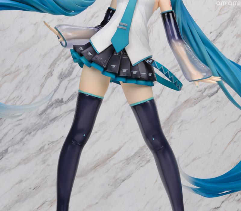 Character Vocal Series 01 Hatsune Miku V3 1/4 Complete Figure