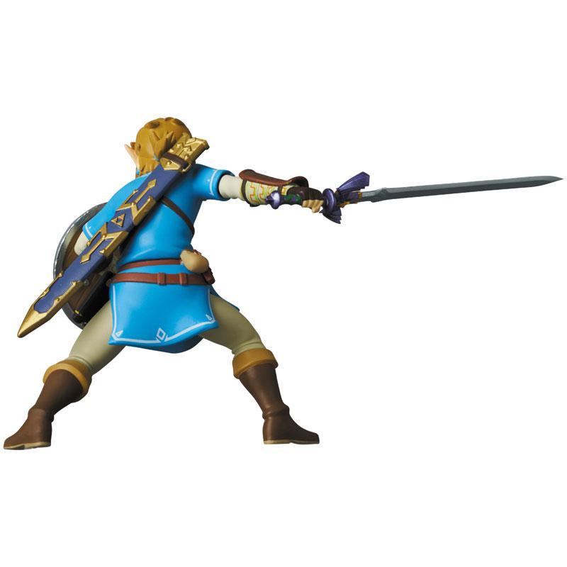 "Ultra Detail Figure No.565 UDF Link (Breath of the Wild Ver.) ""The Legend of Zelda"" 0"