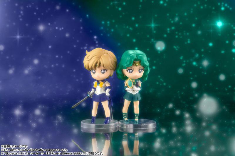 "Figuarts mini Super Sailor Uranus -Eternal edition- ""Sailor Moon Eternal"""