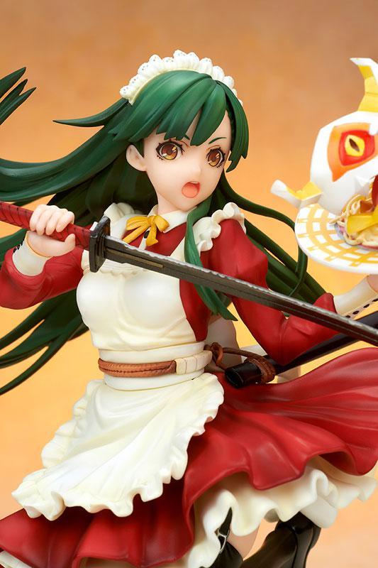 7th Dragon 2020-II Samurai (Katanako) Maid Style Event Exclusive Extra Color 1/7 Complete Figure 0