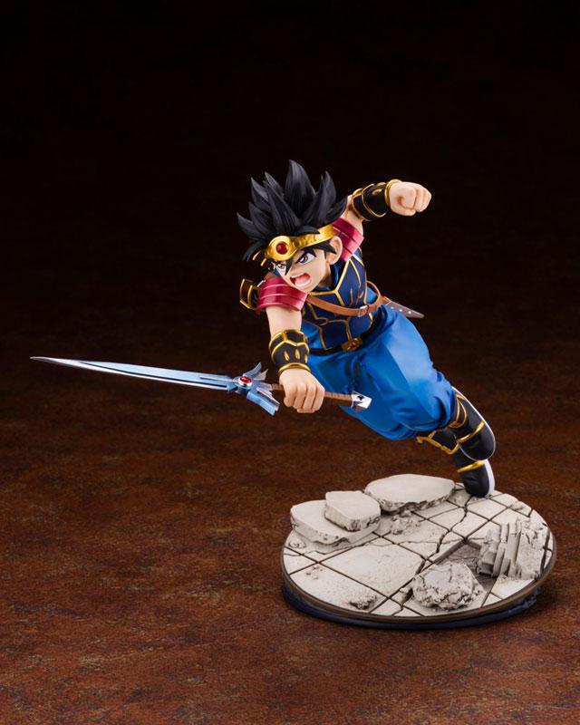 ARTFX J Dragon Quest: The Adventure of Dai - Dai 1/8 Complete Figure