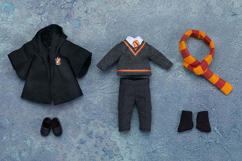 Nendoroid Doll Outfit Set Harry Potter Gryffindor Uniform: Boy main