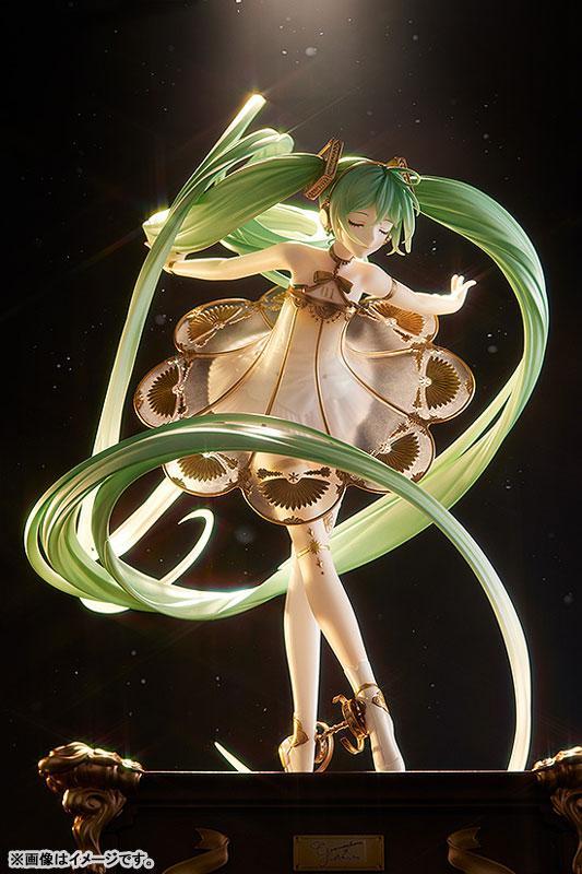 Character Vocal Series 01 Hatsune Miku - Hatsune Miku Symphony 5th Anniversary Ver. 1/1 Complete Figure product