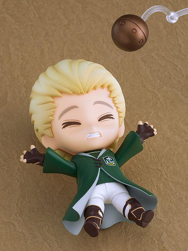 Nendoroid Harry Potter Draco Malfoy Quidditch Ver. 2