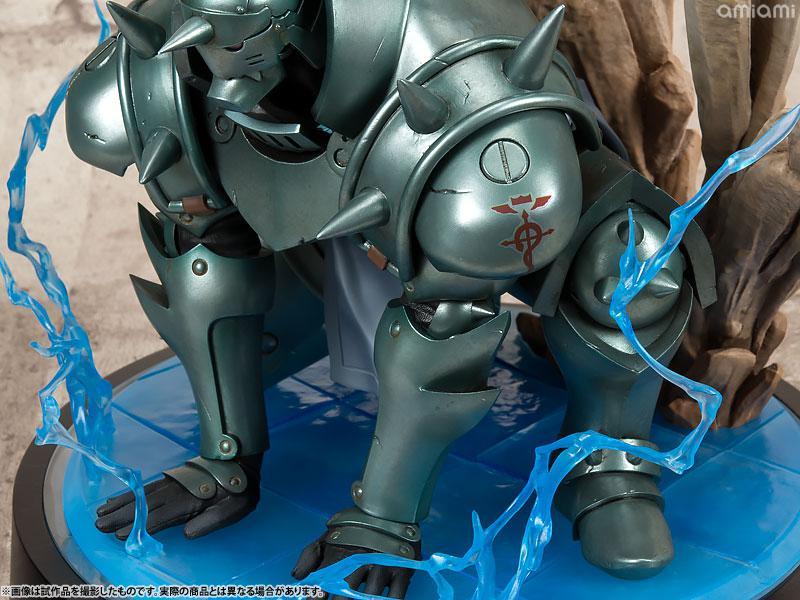 Precious G.E.M. Series Fullmetal Alchemist Edward & Alphonse Elric Brothers Set