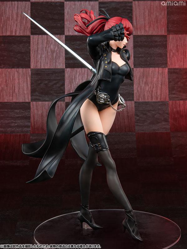 [Exclusive Sale] Lucrea Persona 5 The Royal Kasumi Yoshizawa Complete Figure 5