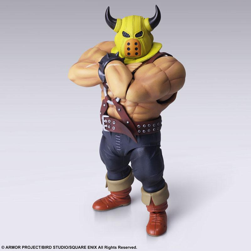Dragon Quest BRING ARTS Thug Action Figure 1