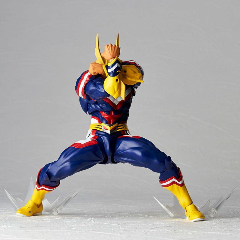 Figure Complex Amazing Yamaguchi No.019 My Hero Academia All Might 5
