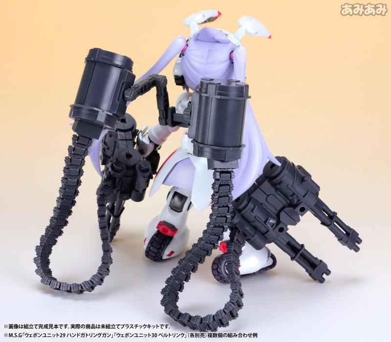 Ichigeki Sacchu!! HoiHoi-san LEGACY 1/1 DG-001LN Usagear Plastic Model 18