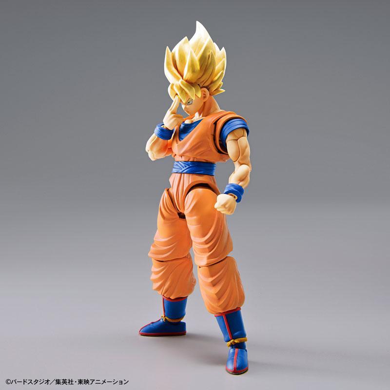 "Figure-rise Standard Super Saiyan Son Goku (Renewal Ver.) Plastic Model ""Dragon Ball"" 2"