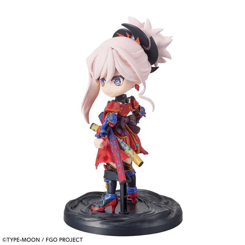 "Puchirittsu Saber/Musashi Miyamoto Plastic Model ""Fate/Grand Order"""