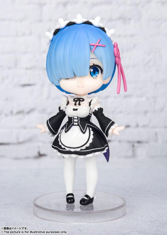 """Figuarts mini Rem """"Re:ZERO -Starting Life in Another World-"""" product"""