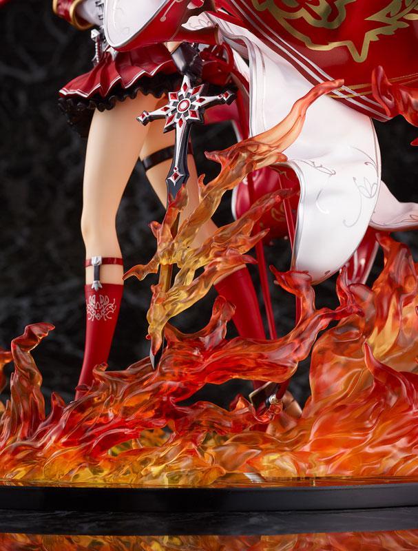 Shironeko Project Aisha Argent -Shiritsu Chaguma Gakuen 2018 Ver.- 1/7 Complete Figure