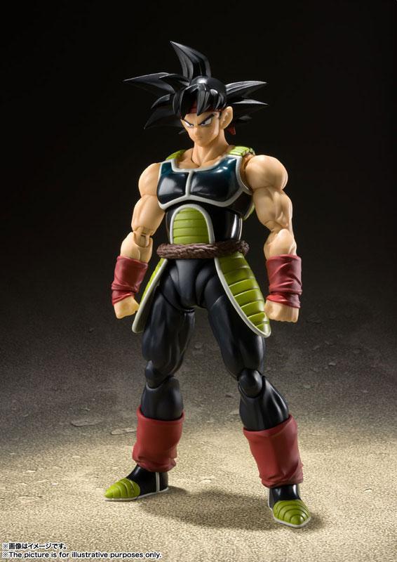 "S.H.Figuarts Bardock ""Dragon Ball Z"""