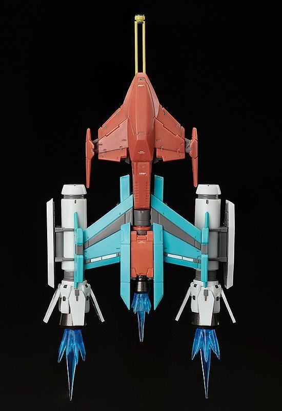 figma Galaxian Galaxip GFX-D001a / Galaga Fighter GFX-D002f 9