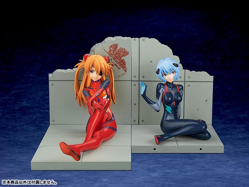 Evangelion: 3.0+1.0 Asuka Langley Shikinami Plugsuit Ver. New Movie Color 1/7 Complete Figure