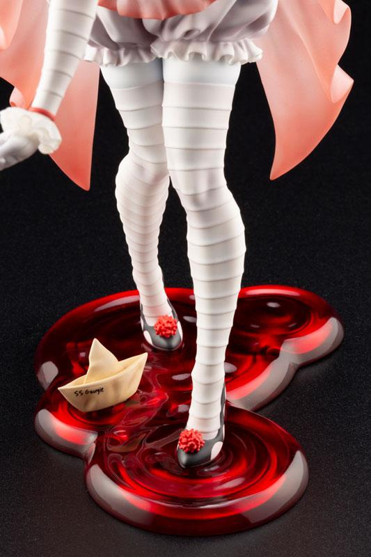 HORROR BISHOUJO IT Pennywise (2017) 1/7 Complete Figure 11