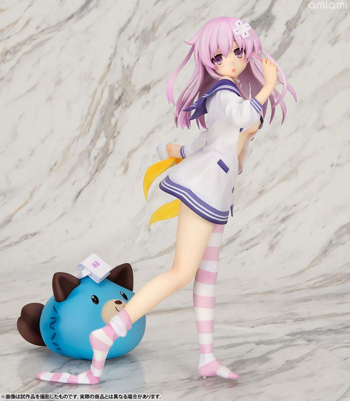 "Hyperdimension Neptunia ""Nepgear"" Waking Up Ver. 1/8 Complete Figure product"