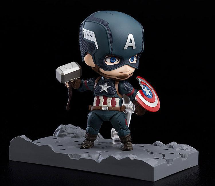 Nendoroid Avengers: Endgame Captain America Endgame Edition DX Ver. 4