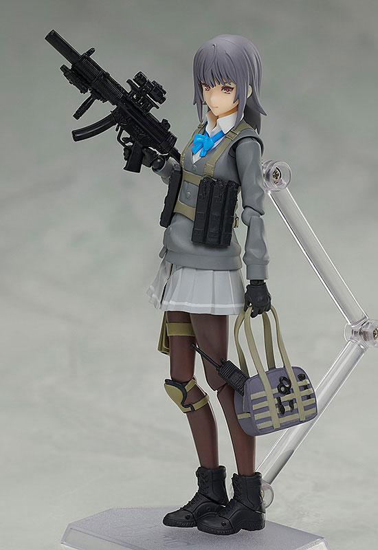 figma LittleArmory Rin Shirane 0