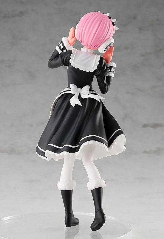 POP UP PARADE Re:ZERO -Starting Life in Another World- Ram Ice Season Ver. Complete Figure