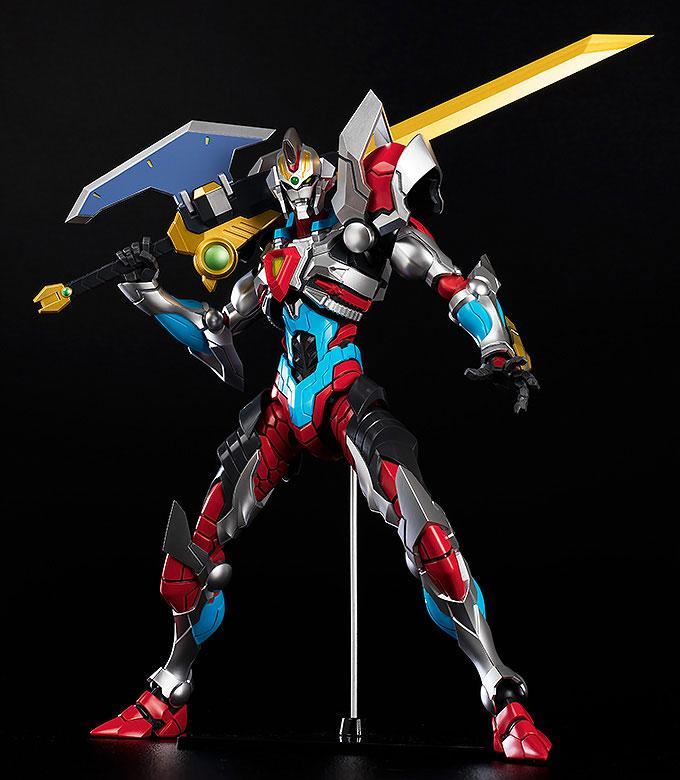 GIGAN-TECHS SSSS.GRIDMAN Gridman Posable Figure main