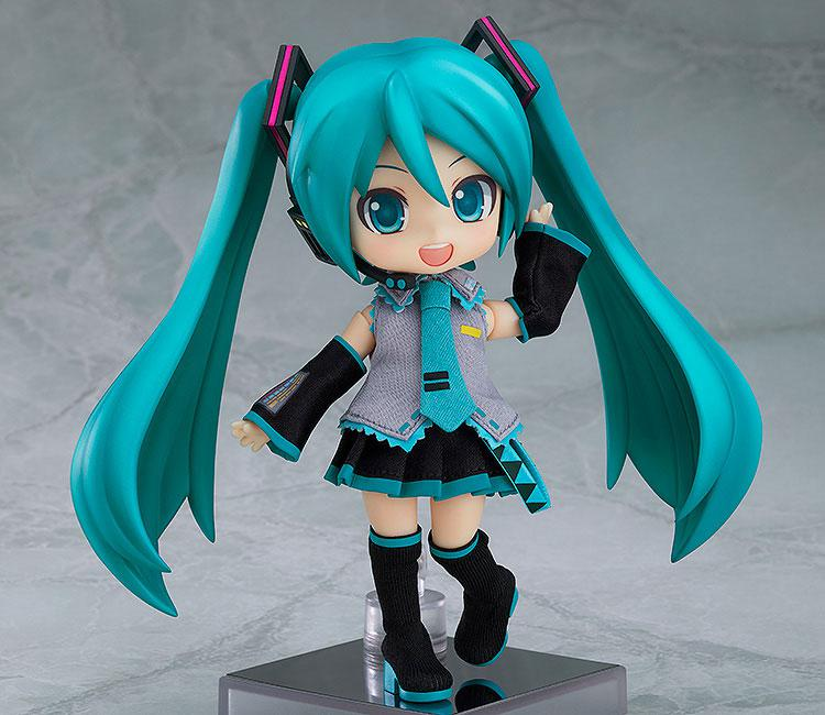 Nendoroid Doll Character Vocal Series 01 Hatsune Miku main