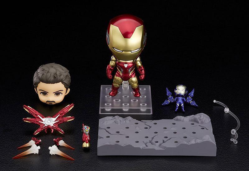 Nendoroid Avengers: Endgame Iron Man Mark 85 Endgame Ver. DX main