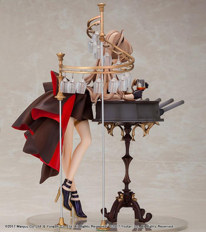 Azur Lane Jean Bart Dress Ver. 1/7 Complete Figure