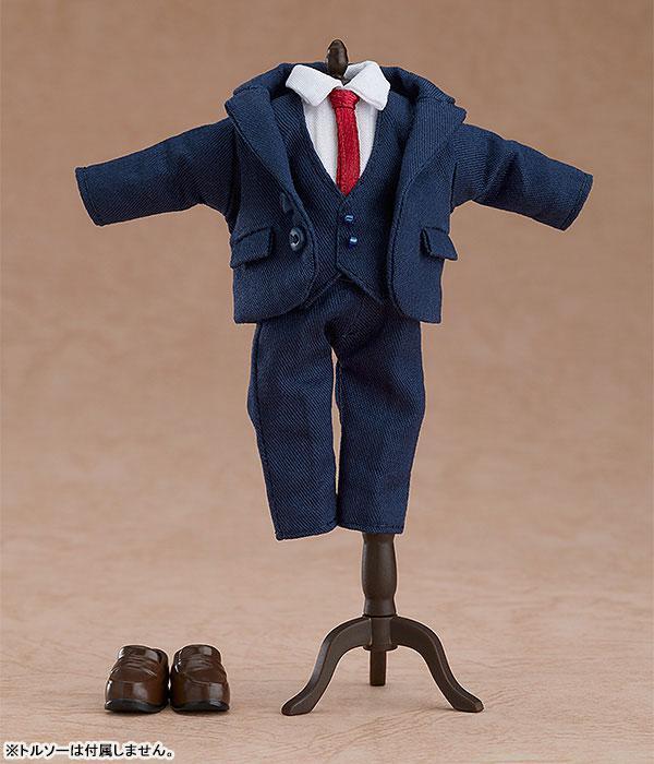 Nendoroid Doll Outfit Set (Suit: Navy) 0