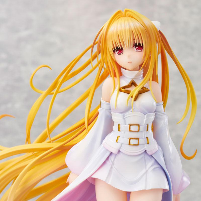To Love-Ru Darkness Golden Darkness White Trans ver. Complete Figure 6