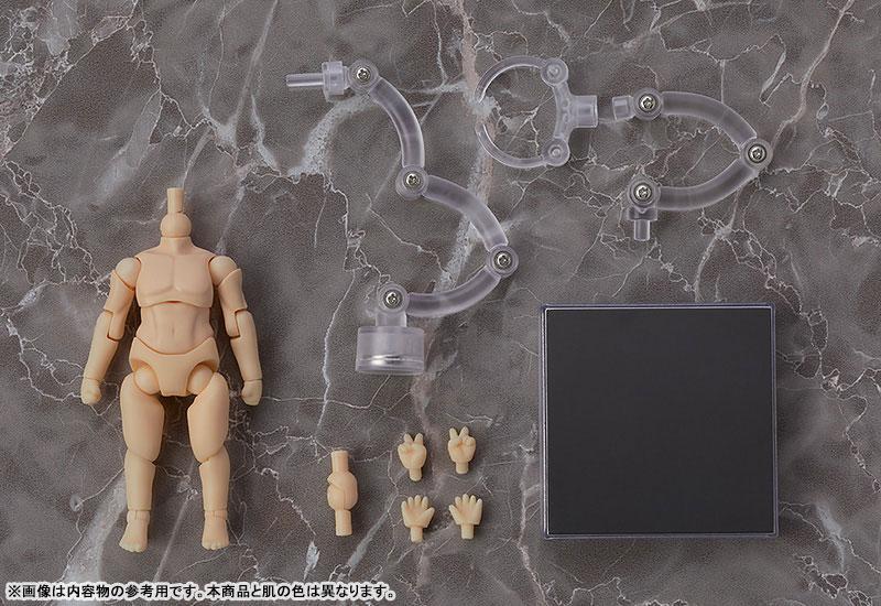 Nendoroid Doll archetype: Man (almond milk) 2