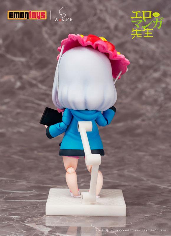 Deforme Action Figure FaiDoll Vol.1 Eromanga Sensei Sagiri Izumi
