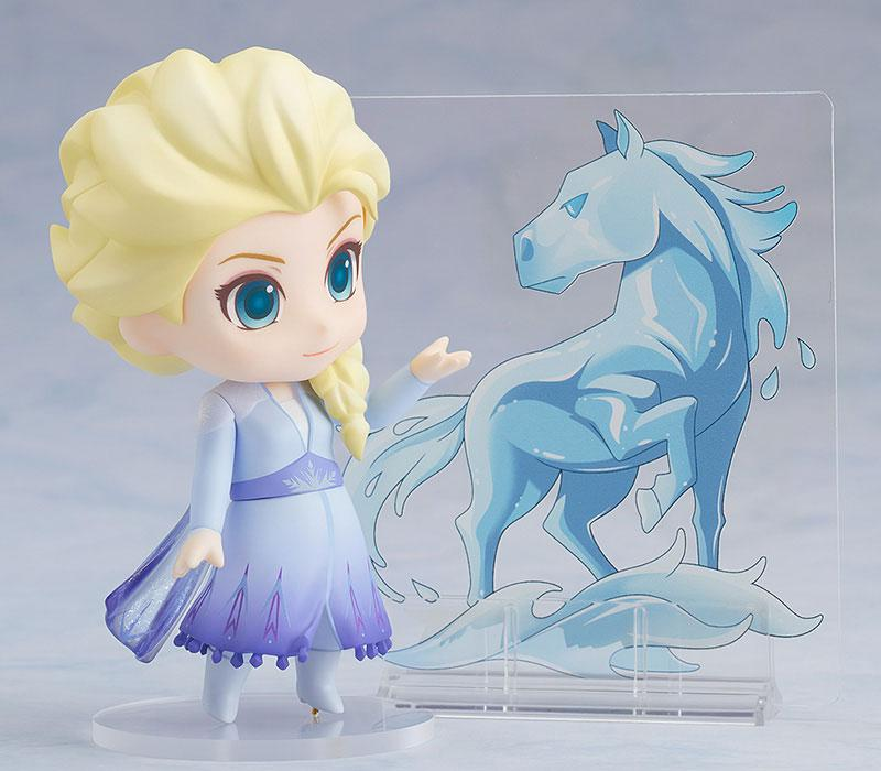 Nendoroid Frozen 2 Elsa Blue dress Ver.