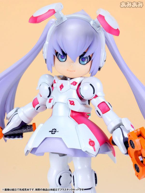 Ichigeki Sacchu!! HoiHoi-san LEGACY 1/1 DG-001LN Usagear Plastic Model 5