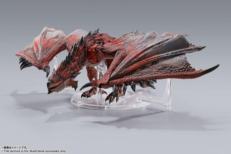"S.H.MonsterArts Rathalos ""Monster Hunter World: Iceborne"""