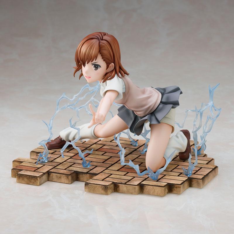 Toaru Kagaku no Railgun T Mikoto Misaka Complete Figure product