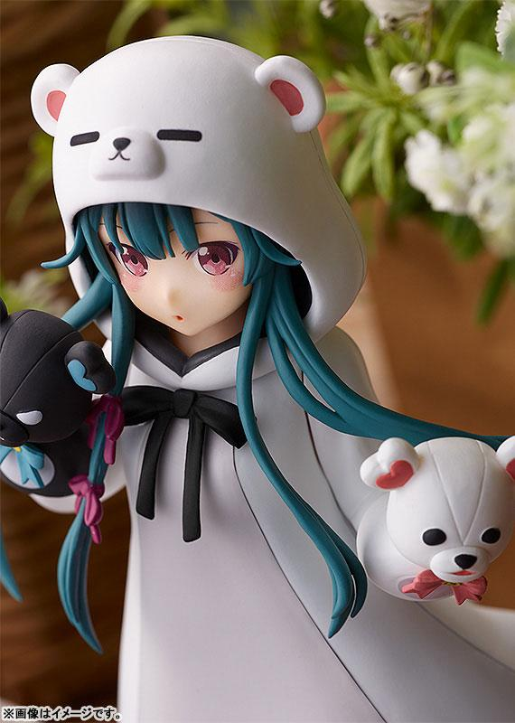 POP UP PARADE Kuma Kuma Kuma Bear Yuna White Bear Ver. Complete Figure
