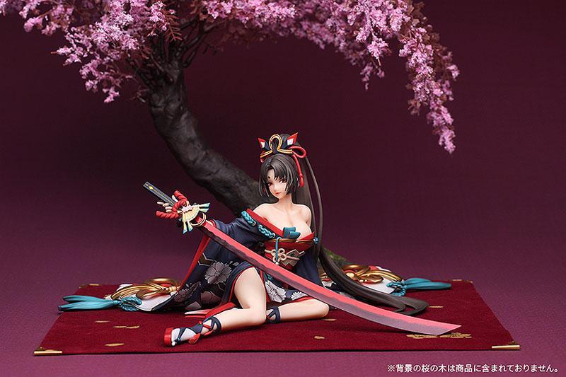 Onmyoji Yoto Hime Scarlet Saber ver. 1/8 Complete Figure