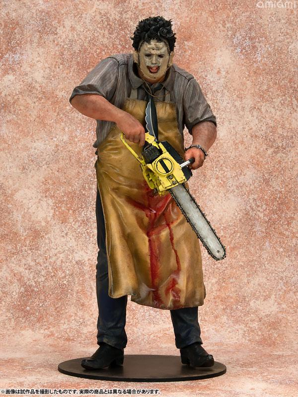 ARTFX THE TEXAS CHAINSAW MASSACRE Leatherface - Texas Chainsaw Massacre (1974) - 1/6 Complete Figure