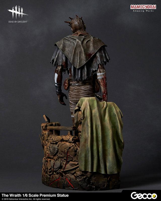 Dead by Daylight / Wraith 1/6 Scale Premium Statue