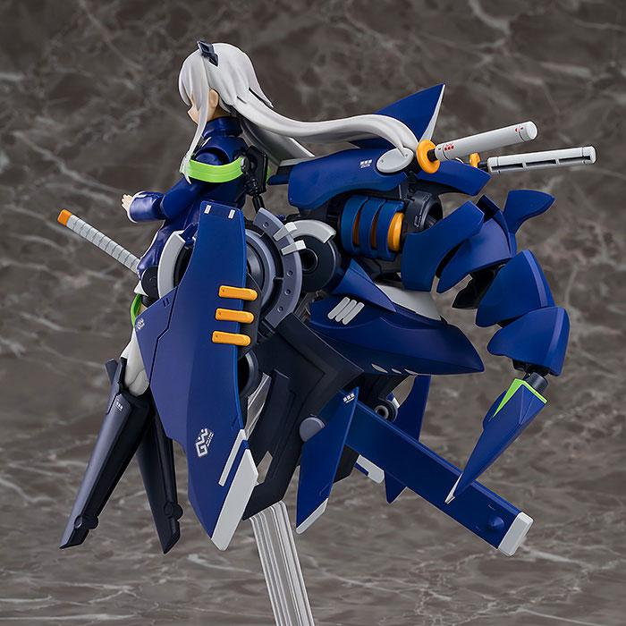 ACT MODE Navy Field 152 Mio & Type15 Ver2 Posable Figure & Plastic Model 4
