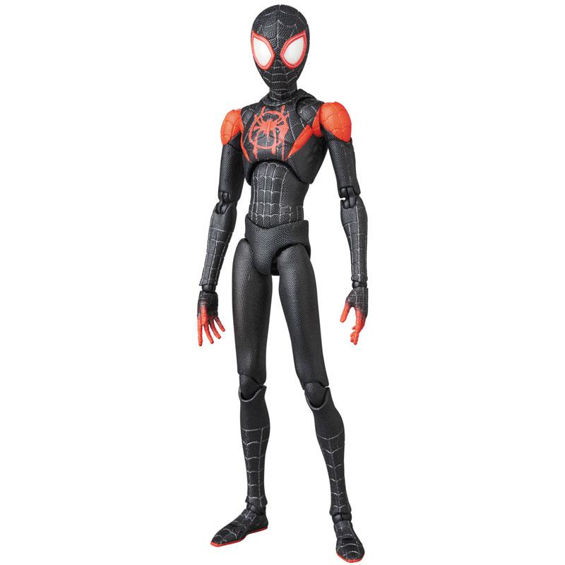 "MAFEX No.107 MAFEX SPIDER-MAN (Miles Morales) (""SPIDER-MAN: INTO THE SPIDER-VERSE"" Ver.) 4"
