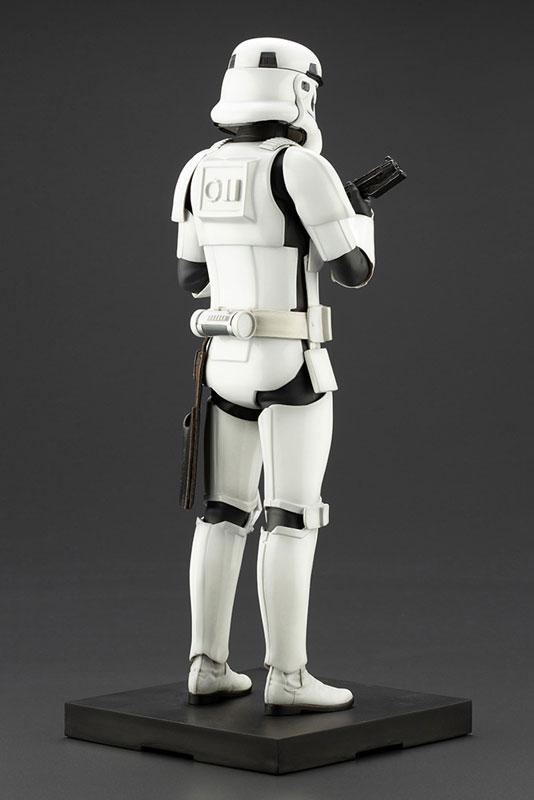 ARTFX Star Wars /A New Hope Stormtrooper A New Hope ver. 1/7 Easy Assembly Kit 4