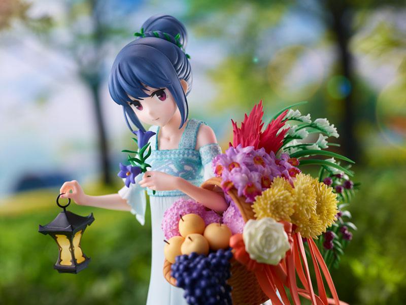 Yuru Camp Rin Shima Birthday ver. 1/7 Complete Figure product