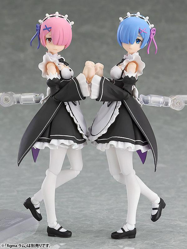 figma Re:ZERO -Starting Life in Another World- Rem