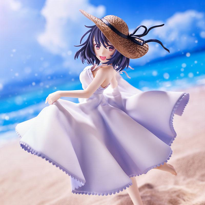 "U35 Illustration ""Umibe de"" Complete Figure"